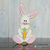 Easter Bunny Wood Kit