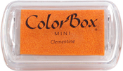 Clementine - ColorBox Pigment Mini Ink Pad