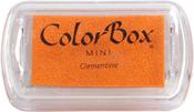 Clementine - ColorBox Pigment Mini Ink Pad