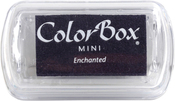 Enchanted - ColorBox Pigment Mini Ink Pad
