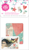 Self-Adhesive Die-Cut Paper - Jane Davenport Mixed Media 2 Confettissue 75/Pkg
