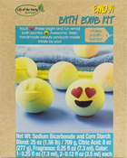 Emoji - Bath Bomb Kit - Makes 6