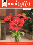 Amaryllis - Makes 5 - DCWV Holiday Project Stack