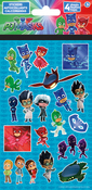 PJ Masks Standard Stickers 4 Sheets