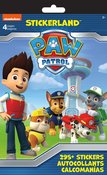 295+ Stickers - Paw Patrol Stickerland Pad 4/Pages