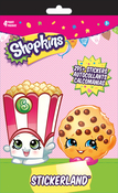 295+ Stickers - Shopkins Stickerland Pad 4/Pages