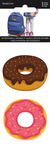 Donuts Embroidered Stickers 2/Pkg