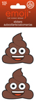 Poop Emoji Rhinestone Stickers 2/Pkg