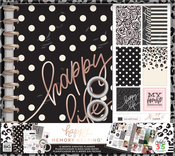 Happy Life - Create 365 12-Month Planner Box Kit