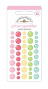 Valentine Assortment Glitter Sprinkles - So Punny - Doodlebug