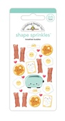 Breakfast Buddies Shape Sprinkles - So Punny - Doodlebug