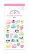 Sweeties Shape Sprinkles - So Punny - Doodlebug