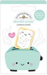 Toaster Time Doodlepops - Doodlebug