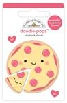 Pizza Love Doodlepops - Doodlebug