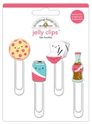Fast Foodies Jelly Clips - Doodlebug