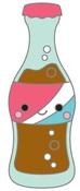 Soda Collectible Pin - Doodlebug