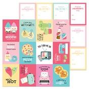 My Punny Valentine Paper - So Punny - Doodlebug