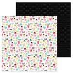 Gummi A Kiss Paper - So Punny - Doodlebug