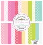 So Punny Petite Print Assortment Pack - Doodlebug - PRE ORDER