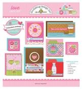 Love Card Kit - Doodlebug