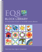 Electric Quilt 8 Block Library
