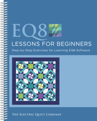 Electric Quilt 8 Lessons For Beginners