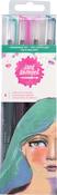 Shimmering Sky - Jane Davenport Mixed Media 2 Mermaid Markers 4/Pkg