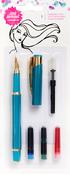 Teal - Jane Davenport Mixed Media 2 INKredible Pen Set