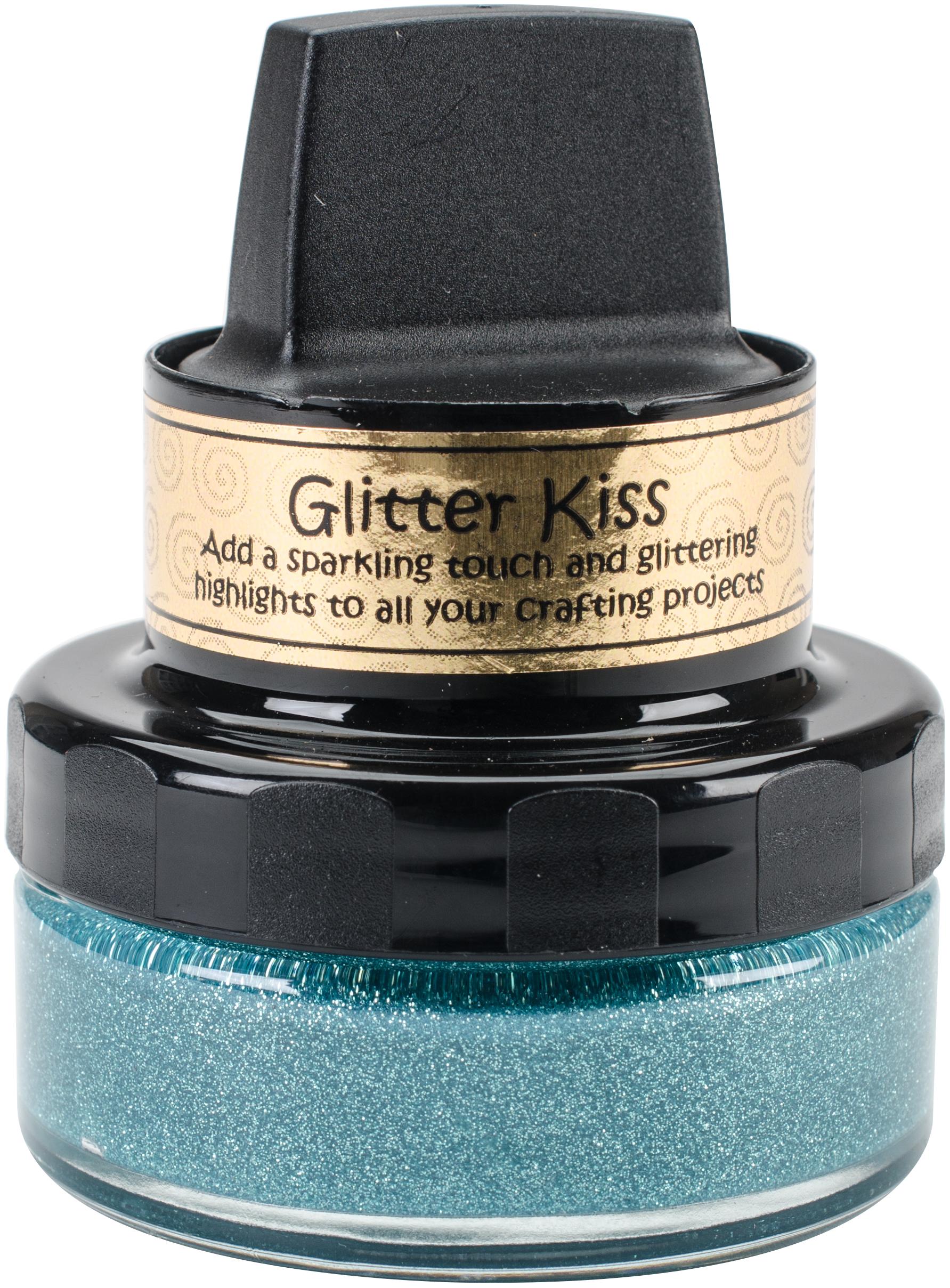 Ice Blue - Cosmic Shimmer Glitter Kiss