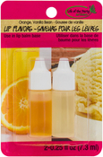 Orange & Vanilla - Lip Balm Flavor .25oz 2/Pkg