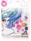"10""X10"", 6 Designs/5 Each - Jane Davenport Mixed Media 2 Napkin Collage Paper 30/Pkg"