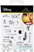 Belle - Disney Beauty And The Beast Stamp Set