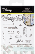 Disney Cinderella Stamp Set