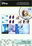 Frozen, 8 Designs/4 Each - Disney A5 Scene Building Pad 32 Sheets