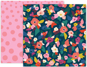 Pick Me Up Paper 2 - Pink Paislee - PRE ORDER
