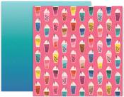 Pick Me Up Paper 4 - Pink Paislee - PRE ORDER