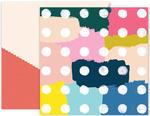 Pick Me Up Paper 5 - Pink Paislee