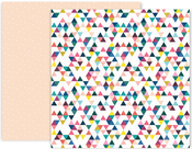 Pick Me Up Paper 6 - Pink Paislee - PRE ORDER