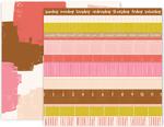 Pick Me Up Paper 12 - Pink Paislee