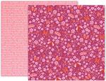 Pick Me Up Paper 17 - Pink Paislee