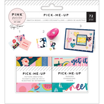Pick Me Up 2 x 2 Swatch Books - Pink Paislee