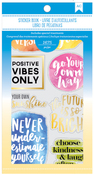 Inspirational Life Sticker Book - American Crafts