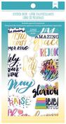 Faith Sticker Book - American Crafts