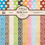 Double Dot Damask Collection Pack - Bo Bunny