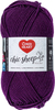 Regal - Red Heart Chic Sheep Yarn This natural wool fiber is wonderful to work with and it is machine washable. Appeals to the higher-end stitcher who enjoys working with natural fiber. Weight category: 4. Content: 100% wool. Putup: 3.5oz/100g, 186yd/170m. Gauge: 16sx28r = 4in/10cm on size US8/5mm knitting needles. Suggested crochet hook size: H-8/5mm. Dyelotted: we try but are not always able to match dyelots. Care: machine wash, dry flat, do not iron, do not bleach, dry clean using P solvents. Comes in a variety of colors. Each sold separately. Imported.