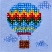 "Up Up & Away - Diamond Dotz Diamond Embroidery Facet Art Kit 4.75""X4.75"""