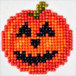 "Happy Halloween - Diamond Dotz Diamond Embroidery Facet Art Kit 4.75""X4.75"""