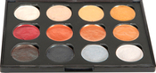 Metallics - Cosmic Shimmer Iridescent Watercolor Palette Set 1