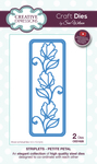 """Striplets-Petite Petal 4.80""""X1.65"""" - Creative Expressions Craft Dies By Sue Wilson"""