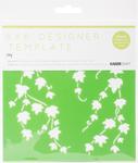 """Ivy - Kaisercraft Designer Template 6""""X6"""""""